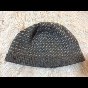 L.L Bean fleece lined hat GUC